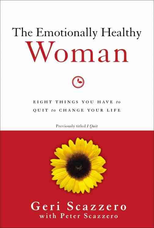 The Emotionally Healthy Woman (NETT)