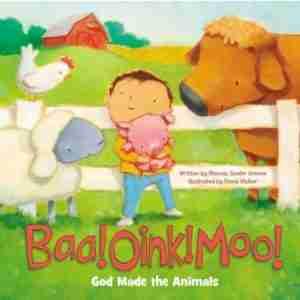 Baa! Oink! Moo!