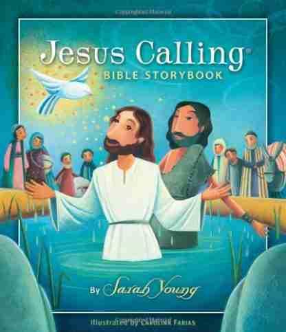 Jesus Calling Bible Story Book