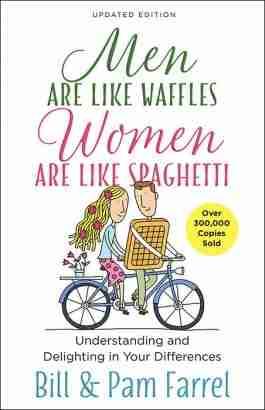 Men Are Like Waffles Women Are Like Spaghetti