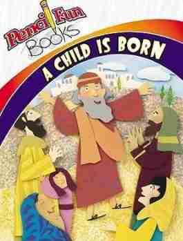 Pencil Fun Book: A Child is Born