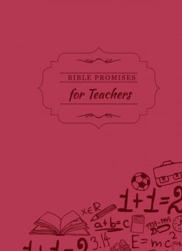 Bible Promises For Teachers