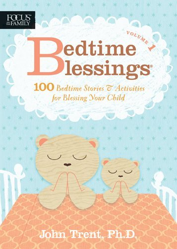 Bedtime Blessings Vol 1