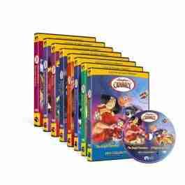 Adventure In Odyssey1-8 DVD Set