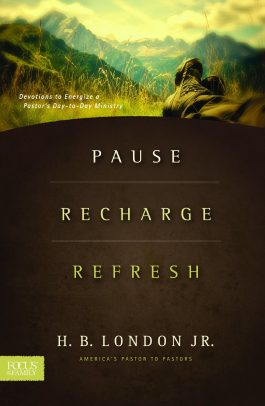 Pause, Recharge, Refresh (H)