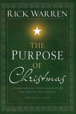 Purpose of Christmas DVD Special Edition