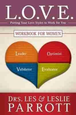 LOVE Workbook For Women