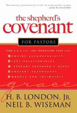 Shepherd's Covenant For Pastors, The
