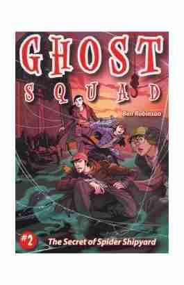 Ghost Squad 2: Secret Of Spider Shipyard