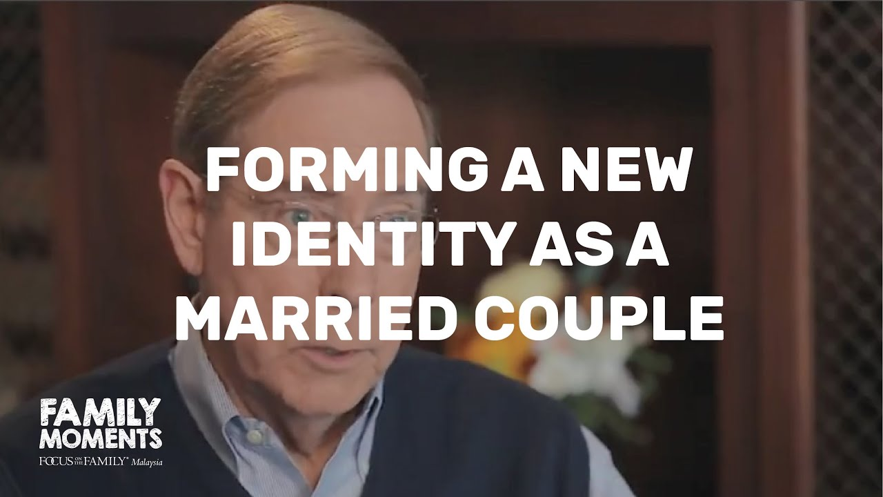 Forming A New Identity As A Married Couple