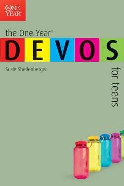 The One Year Devotions For Teens 1