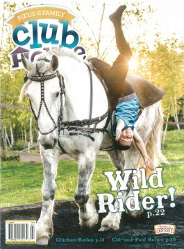 2017 Clubhouse  – 9 Issues In Set (Ages 8-12)