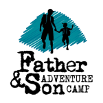 Father and Son Adventure Camp logo